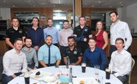 Exeter Chiefs Sponsors Night, Exeter, UK - 4 Oct 2017