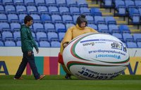 London Irish v Leicester Tigers, Reading, UK - 07 October 2017