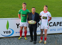 Plymouth Albion Photo Call, Plymouth, UK 3 Oct 2017
