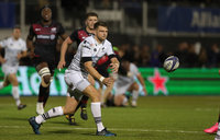 Saracens v Ospreys, London, UK - 21 Oct 2017