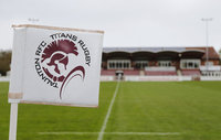 Taunton Titans v Canterbury, UK 21st Oct 2017