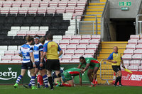 Darlington Mowden Park v Plymouth Albion - Sat 28th October 2017