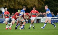 Bishop Stortford RFC v Plymouth Albion, Bishop Stortford, UK - 1