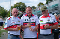 Blackheath v Plymouth Albion, Eltham, UK - 02 September 2017