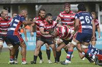 Cornish Pirates v Bristol Rugby Penzance -UK - 10 Sept 2017