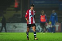 Exeter City v Notts County, Exeter, UK - 26 Sept 2017