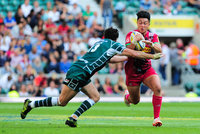 London Irish v Harlequins, London, UK - 2 Sept 2017