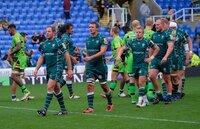 London Irish v Northampton Saints - 24 Sept 2017