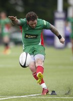 Loughborough  v Plymouth Albion, Loughborough, UK - 30 Sept 2017