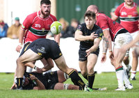 Plymouth Albion v Esher, Plymouth, UK - 9 Sept 2017