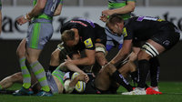 Exeter Braves v Newcastle Falcons A-Team, Exeter, UK - 23 Apr 2018