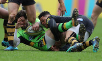 Wasps v Northampton Saints, Coventry, UK - 29 Apr 2018
