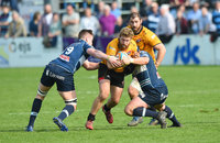 Bedford Blues v Cornish Pirates, Bedford, UK - 14 Apr 2018