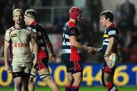 Bristol Rugby v Doncaster Knights, Bristol, UK - 13 Apr 2018