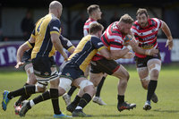 Cornish Pirates v Ealing Trailfinders, Penzance UK - 28 April 20