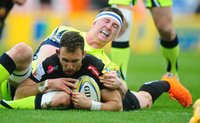 Exeter Chiefs v Sale Sharks, UK - 28 Apr 2018