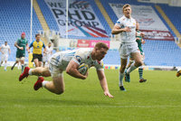 London Irish v Exeter Chiefs, Reading, UK - 15 Apr 2018