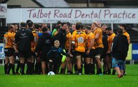 Aberavon Wizards v Cornish Pirates, Port Talbot, UK - 11 Aug 201