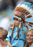 Exeter Chiefs v Cardiff Blues, Exeter, UK - 18 August 2018