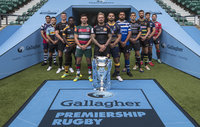 Gallagher Premiership Rugby Launch, Twickenham, UK - 23 Aug 2018