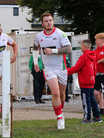 Plymouth Albion v Bedford Blues, Plymouth, UK - 10 Aug 2018