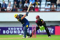 Somerset v Glamorgan, Taunton, UK - 12 Aug 2018