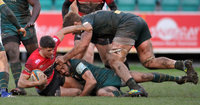 Cornish Pirates v London Irish, Penzance, UK - 15 Dec 2018