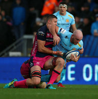 Exeter Chiefs v Gloucester Rugby, Exeter, UK - 8 Dec 2018