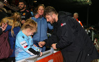 Exeter Chiefs v Saracens, Exeter, UK - 22 Dec 2018