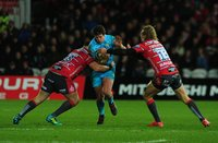 Gloucester Rugby v Worcester Warriors, Gloucester, UK - 1 Dec 20