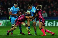Gloucester Rugby v Exeter Chiefs, Gloucester, UK - 14 Dec 2018