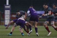 Loughborough  v Plymouth Albion, Loughborough, UK - 15 Dec 2018