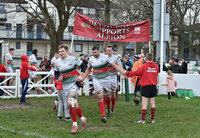 Plymouth ALbion v Esher, Plymouth, UK - 22 Dec 2018