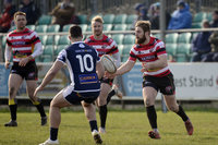 Cornish Pirates v Yorkshire Carnegie, Penzance UK - 25 February
