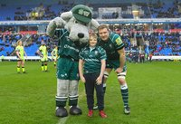 London Irish v Sale Sharks, Reading, UK - 10 Feb 2018