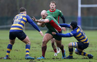 Plymouth Albion v Old Elthamians, Eltham, UK - 10 Feb 2018
