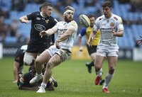Wasps v Exeter Chiefs, Coventry, UK - 18 Feb 2018