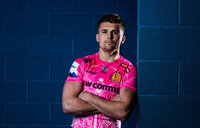 Exeter Chiefs Henry Slade, UK - 10 Jan 2018