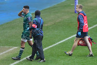 London Irish v Krasny Yar, Reading, UK - 13 January 2018