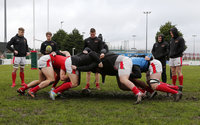 Plymouth Albion v Loughborough Students, Plymouth, UK - 20 Jan 2