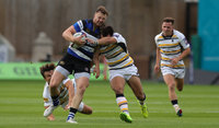 Bath Rugby v Worcester Warriors, Northampton, UK - 27 Jul 2018
