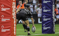 Newcastle Falcons v Leicester Tigers, Northampton, UK - 27 Jul 2018