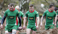Ampthill v Plymouth Albion, Ampthill, UK - 10 Mar 2018