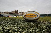 Bath Rugby v Exeter Chiefs, Bath, UK - 23 Mar 2018