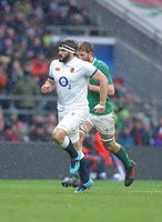 England v Ireland, London, UK - 17 Mar 2018