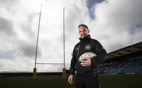 Exeter Chiefs Training, Exeter, UK - 11 Mar 2018