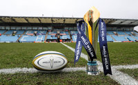 Exeter Chiefs v Newcastle Falcons, Exeter, UK - 11 Mar 2018