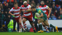 London Irish v Gloucester Rugby, Reading, UK - 24 Mar 2018