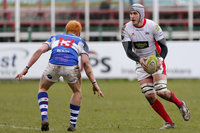 Plymouth Albion v BishopÕs Stortford, Plymouth, UK - 17 Mar 20