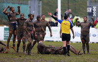 Plymouth Albion v Coventry, Plymouth, UK - 24 Mar 2018